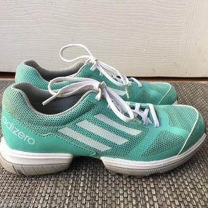 Adidas Adizero women's size 5 shoes sneakers
